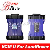 2014 Newest Car Diagnostic Scanner for LandRover Vcm II Vcm2 For LandRover Via Fast Free DHL