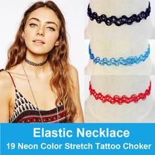 punk necklace promotion