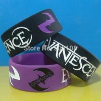 EVENESCENCE silicone bracelet,free shipping
