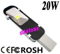 20pcs free shipping sale 12V 24V AC85-265V 20W  led street light IP65 130-140LM/W LED  led street light 2 year warranty