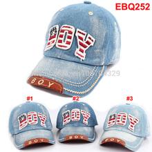 baby baseball cap promotion
