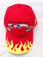Free Shipping -  2014 kids/boys car hat, kids/boys cartoon sun hat, cool baseball hat(MOQ: 1pc)