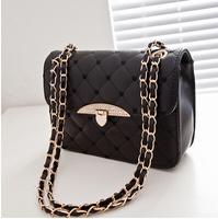 2014 summer new fashion trend women's  mini bag Oblique cross leather pu bag shoulder bag female bag.free shipping