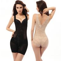 Seamless Strengthen Edition Postpartum Fat Burning Body Shaper Slimming Underwear Waist Trainer Body suit