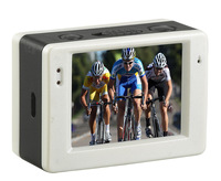 AT83 2 Inch Touch Screen Sport Action Video Camera Full Hd 1080p Waterproof Helmet Sports Camera DV Cam Camcorder