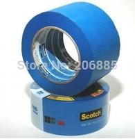 3M original 2090 Multi-Surfaces high temperature masking tape blue 48mm*55m*5rolls
