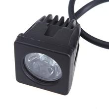 10W CREE Universal Spot Beam LED Work Light Lamp Bulbs for Jeep SUV ATV Off-road Truck Camping Light Lamp(China (Mainland))
