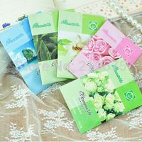 Car air freshener Lavender/Jasmine/Rose Scented air purification sachet air freshener for homes, 30 bags/lot  car freshener