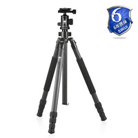 2014 new Tripod Sirui R1204++ G10X Ball Head portable carbon fiber professional SLR camera tripod,4 section+Max loading 0kg
