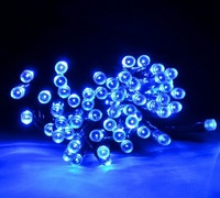 Solar Christmas String Solar Fairy String Lights for Outdoor Room Garden Home Christmas Party Decoration Waterproof