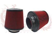 KYLIN STORE --- Universal 76mm and 160mm height  Cold Air Intake Air racing Filter