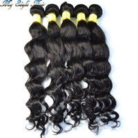 Wholesale 10pcs/lot,Loose Wave Peruvian Virgin Unprocessed Human Hair Wavy Extensions,Queen Love Rosa Hair Weave Bundles