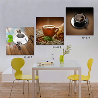 Drink Coffee Cup Modern Wall Art Canvas Painting Prints for Home Decoration Wall Pictures 25