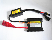 Free Shipping 2pcs x  HID xenon ballasts 12V AC 35W super slim ballast car ballast motorcycle ballast for any bulb type