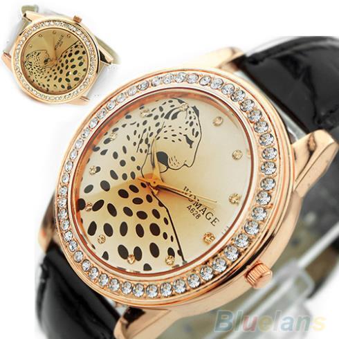 Quartz Crystal Watch Crystal Watch Women Quartz