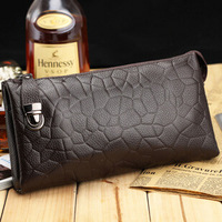 99 Time-hot sell new fashion genuine leather men wallets,cool stone cow leather male wallet,vintage black clutch