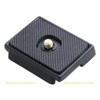 Universal Quick Release Plate 200PL-14 PL Compatible for Manfrotto Bogen Tripod Head #QbO