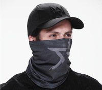 The One Set Watch Dogs Aiden Pearce Cap Scarf Face Mask Set Cosplay Game Costume Cap Including the Scarf and Hat