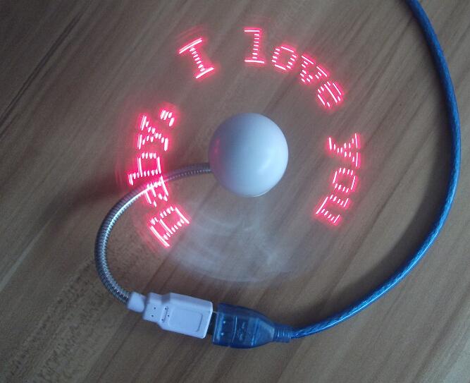 Pièces 5/lots ventilateur usb avec led lumineuse softwareflexible ventilateur usb led light pour ordinateur portable pc portable