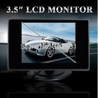 Free Shipping 3.5inch car monitor LCD car monitor