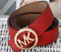 Manufacturers selling 2014 han edition Detonation model latest Belts for women lady's belt ring buckle belt letter new
