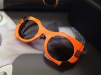 Freeshipping promotion Theo Women fashion sunglasses personality sunglasses vintage glasses