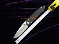 Enlan knives el06, 9 cr13mov, G10, 58-60 HRC, stonewashed outdoor knife camping knives+Free shipping(SKU12010069)