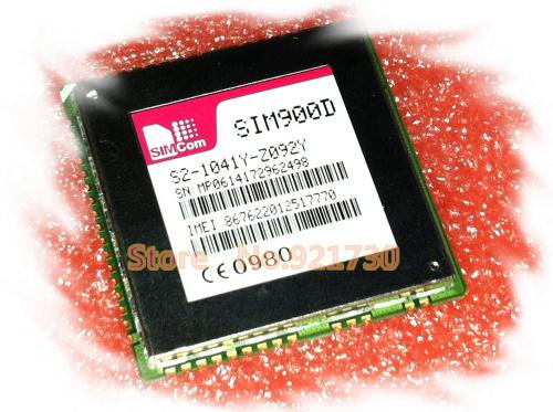 Free Shipping 1PCS original SIM900D SIMCOM GSM GPRS Module(China (Mainland))