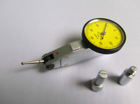 Free shipping 0-0.8mm Dial Test Indicator  0.01mm dial indicator dial gauge indicator