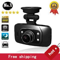 "GS8000 Car Dvr Camera Video Recorder 1920*1080P Full HD 2.7"" HD Screen 30FPS G-Sensor Night Vision Super wide Angle"