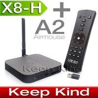 (MINIX NEO A2 Airmouse Included)MINIX NEO X8-H X8H Android Smart TV Box Quad Core 2GB 16GB 4K XBMC MINI PC