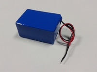 wholesale free shipping 12V30AH rechargeable 18650 lithium ion battery pack   for backup power supply
