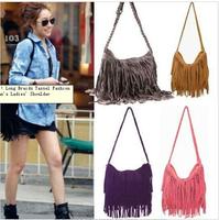 2013 female bags  small tassel women's handbag cute bags