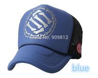 20pcs/lot Free Shipping Bones puzzle truck cap Men women mesh hat Sun hats Snapbacks caps, hat circumference 56--60cm 3 color