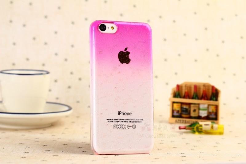 Fashion 5C Phone Accessories Plastic Translucent Mobile phone case For Iphone 5C Apple Iphone 5C Matte Case(China (Mainland))