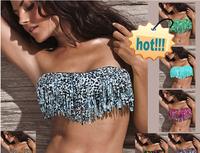 Hot explosion Jumpsuit tassel 7 color code 3 Bikini swimsuit