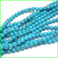 6MM Imitation Agate stone Bead 40PCS/LOT