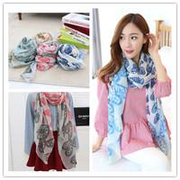 2014 new 15pcs/lot heart peach  print big arb shawls wholesale muslim hijab110*180cm