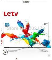 Good price Super TV Letv X60 tv 60 inches Ultra narrow Quad HD edge 4 core LetvUI2.0 system PAL/NTSC HDMI VGA AV 110-240V DHL