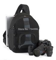 """New Lowepro SlingShot 350 AW SS350 Photo DSLR Camera Sling Shoulder Bag case Digital SLR 15.4""""laptop Backpack for nikon canon"""
