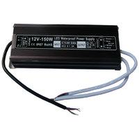 IP67 12V150W Waterproof electronic LED Power Supply/ Led Adapter Lighting Transformer