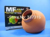 Hotsale Ceramic jar Aquarium Ornament (s) breeding cones cave Decorations cichlid plant free shipping