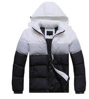 Have LOGO free shipping Men winter jacket new arrived fashion sports outdoor Winter down coat men outerwear jacket Size L-4XL