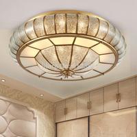 Quality copper ceiling light lamps bedroom lamp restaurant lamp project light gt085(big)