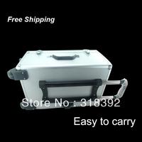 Free Shipping Dji phantom FPV aluminum case hm box outdoor protection box flying fairy box AR Four -axis easy battery helikopter