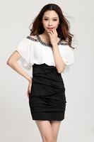 Free Shipping New  summer 2014 fashion slim pencil casual girl dresses