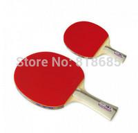 Butterfly tbc-301 Table tennis Racket Long grip handle short grip handle pingpong Racket-Free shipping