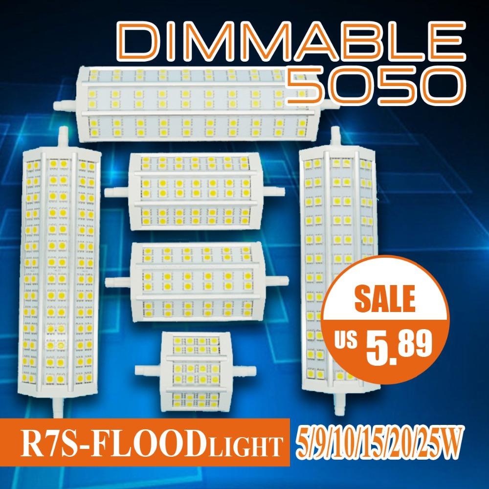 r7s led 118mm 9w 10w 5w 78mm 15w 20w 25w 189mm j118 j78 j189 led r7s dimmable 5050 corn bulb. Black Bedroom Furniture Sets. Home Design Ideas