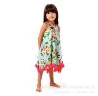 catimini Wholesale children's clothing  print dress