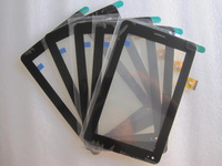 10 pcs/lot 7 inch  touch screen,100% New for Megafon Login2 MT3A touch panel,Tablet PC touch panel digitizer TPC1219 VER1.0